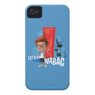 Let's Go Wabac iPhone 4 Cases