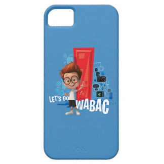 Let's Go Wabac iPhone 5 Covers