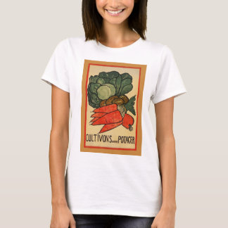 Let's Grow a Vegetable Garden T-Shirt