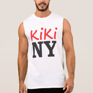 Let's Have A Ki Ki NY New York Sleeveless Shirt