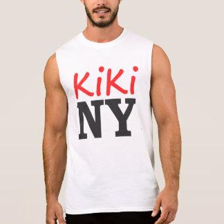 Let's Have A Ki Ki NY New York Sleeveless Shirt