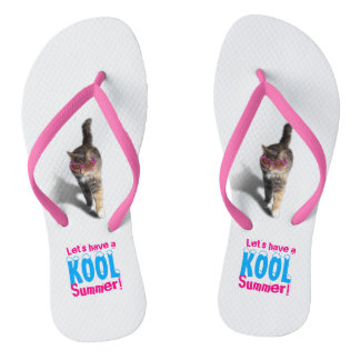 Let's have a Kool Summer Thongs