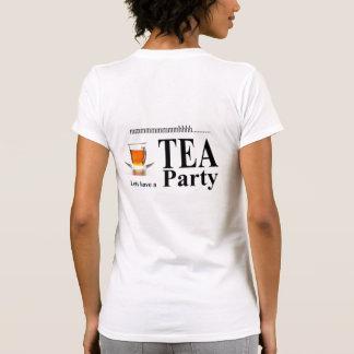 Lets have a Tea Party Shirt