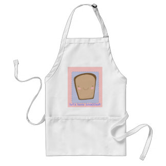 Let's have breakfast Apron