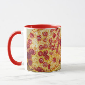 Let's Hear it 4 Pizza! Mug