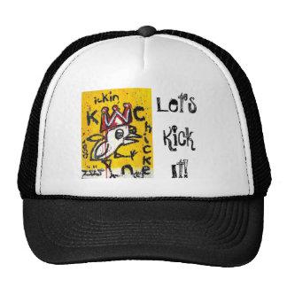 Let's Kick It Hat
