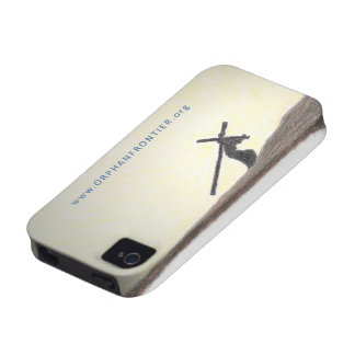 Let's Love One more Child Case-Mate iPhone 4 Case