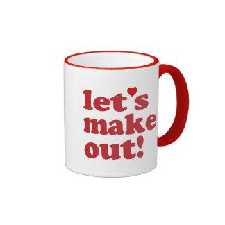 Lets Make Out Mug