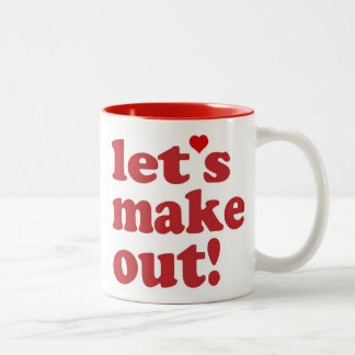 Let's Make Out Mugs