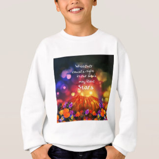 Lets out the best in you sweatshirt