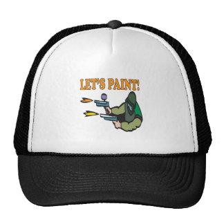 Lets Paint Hats
