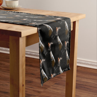 Let's Party Short Table Runner