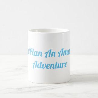 Let's Plan An Amazing Adventure Mug