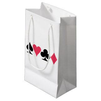 Let's Play Cards Gift Bag