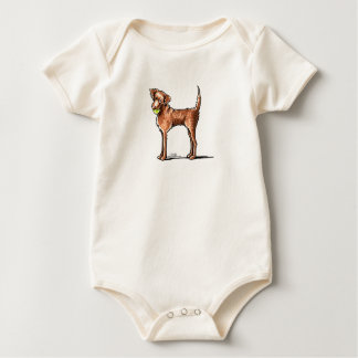 Lets Play Chessie Baby Bodysuit