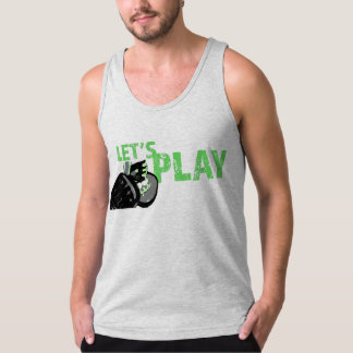 Let's Play for Fitness Tank
