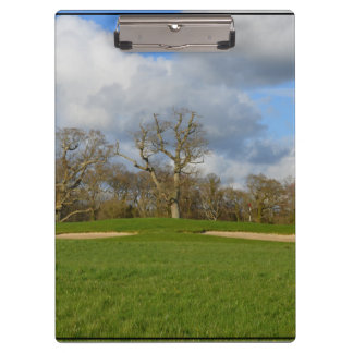 Let's Play Golf Clipboards