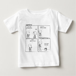 Lets Play Hide-and-Seek Baby T-Shirt