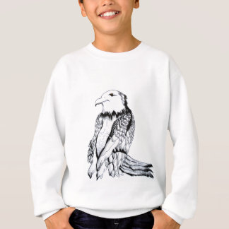 Let's Prey Eagle Sweatshirt