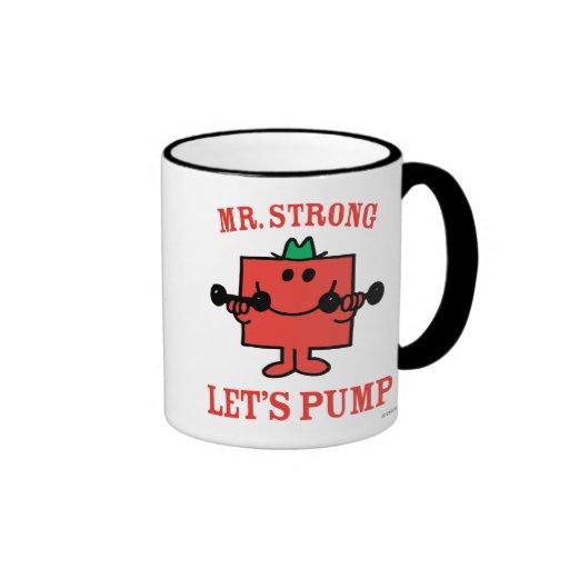 Let's Pump Mug