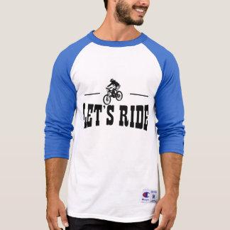 Let's Ride MTB T-Shirt