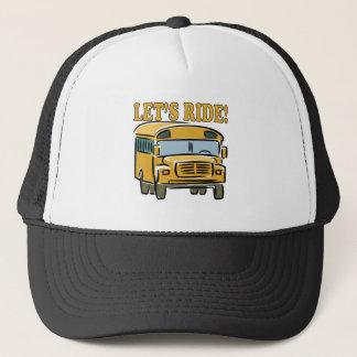 Lets Ride Trucker Hat