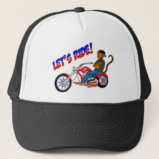 Let's Ride! Trucker Hat