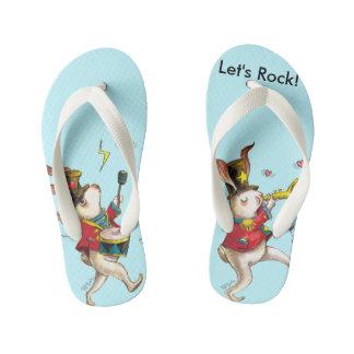 Let's Rock! Thongs
