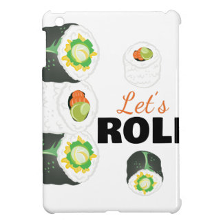 Lets Roll Case For The iPad Mini