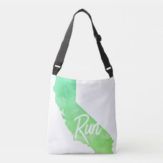 Let's Run California Shoulder Bag