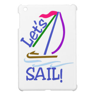 Lets Sail iPad Mini Cover