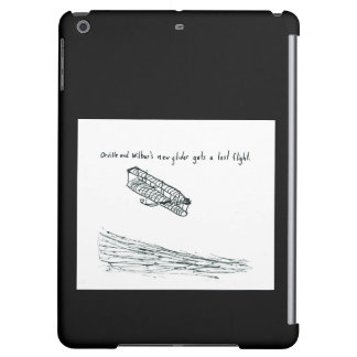 'Let's See How She Flies' I-Pad Air Case