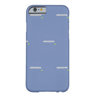 Let's talk about potassium barely there iPhone 6 case