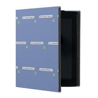 Let's talk about potassium iPad folio case