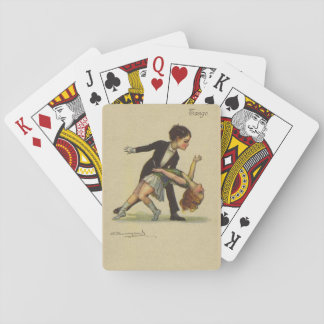 Let's Tango, Playing Cards