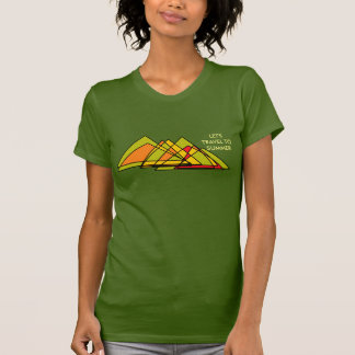 LET'S TRAVEL TO SUMMER TEE SHIRT