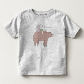 Let's Wander Toddler Tee