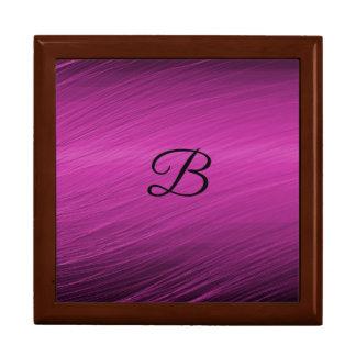 Letter B Trinket Boxes