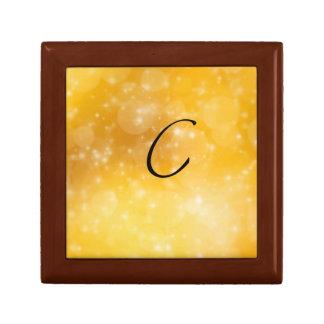 Letter C Trinket Boxes