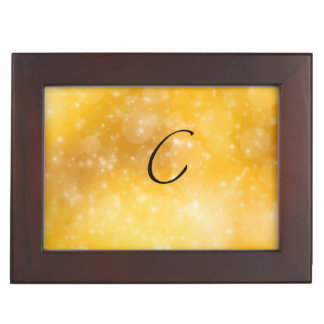 Letter C Memory Boxes