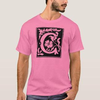 Letter C Monogram T-Shirt