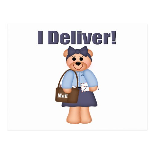 Letter Carrier Post Cards