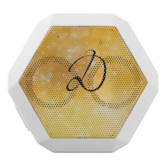 Letter D White Boombot Rex Bluetooth Speaker