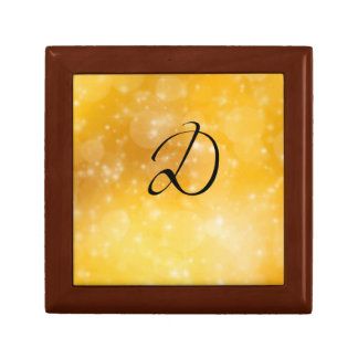 Letter D Jewelry Boxes
