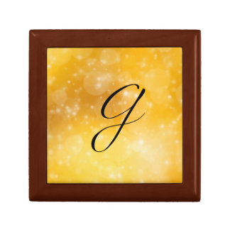 Letter G Jewelry Boxes