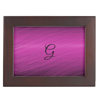 Letter G Memory Boxes