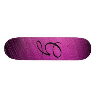 Letter G Skateboard Deck