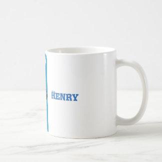 Letter H mug