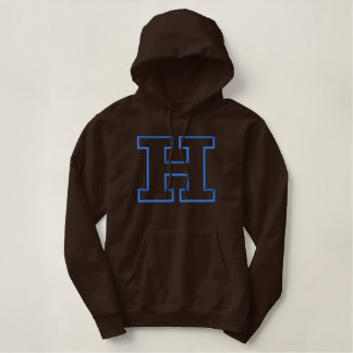 Letter H without Banner Hoody
