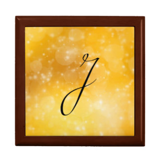 Letter J Jewelry Boxes